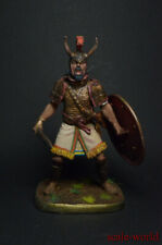 Tin soldier figure Agamemnon - King of the Mycenaeans 54mm