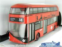 RED LONDON MODEL BUS NEW 1:76 SIZE CORGI GS89202 BEST OF BRITISH BORISMASTER T4