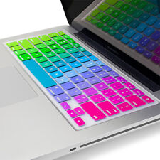 PASBUY Silicone Keyboard Skin Cover for Apple MacBook Pro Air13