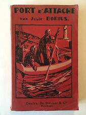 PORT D'ATTACHE JULIE BORIUS