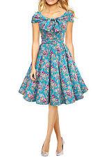 Summer/Beach 50's, Rockabilly Sleeveless Dresses for Women