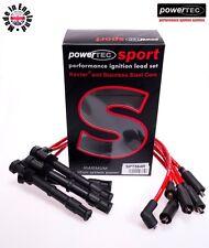 PowerTEC Sport Ignition HT Lead Set Ford Escort Sierra Cosworth RS 2.0 16v Turbo