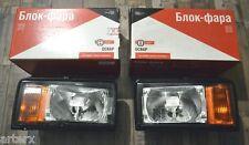 Lada Laika Riva SW 2104 2105 2107 Headlight Complete Right + Left Kit OEM