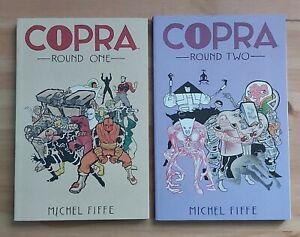 Copra Volumes 1 & 2 TPB
