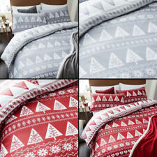 Cotton Blend Snowflake Bed Linens & Sets