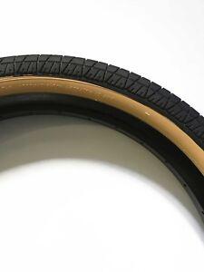 BMX Gum Wall Reifen (Pair)
