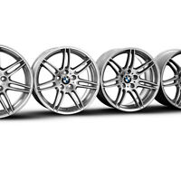 4x BMW 19 Zoll Felgen 5er E60 E61 Alufelgen 7841375 7841376 Styling 288 NEU
