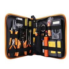 Professional Network Computer Maintenance Repair Tools Kit Cable Tester Set