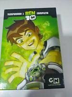 Ben 10 Primera Temporada 1 Completa - 4 x DVD Español Ingles