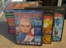 Thunderbirds complete series mega-set 12 DVDs + Thunderbird 6 & TB Are Go movies