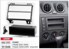 CARAV 11-049 Car Stereo Radio Fascia Plate Panel Frame for FORD Fiesta Fusion