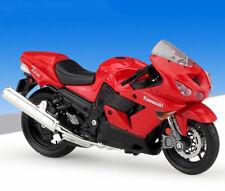 1:18 Maisto Kawasaki 14R Motorcycle Bike Model Red New in box