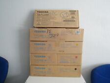 Original Toshiba Toner Set T-FC28E-(K,Y,M,C) für E-Studio 2820 3520 ua Neu & OVP