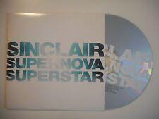 SINCLAIR : SUPERNOVA / SUPERSTAR [ CD SINGLE ]
