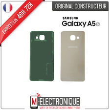 Vetro posteriore Oro Originale Samsung Galaxy A5 2016 SM-A510