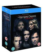 THE VAMPIRE DIARIES Seasons 1-7 [Blu-ray Box Set] Complete TV Series Collection