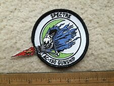 AC-130 Spectre ground-attack aircraft USAF patch > US Air Force