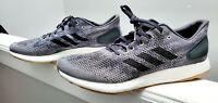 adidas Pureboost DPR Men's Running Shoes - running course Gray US 13