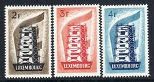 More details for (019)     luxembourg 1956 europa set sg608-11 vlm/mint cat £425