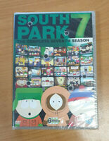 South Park - Series / Season 7 (DVD, 2011, 3-Disc Set, Box Set) - New And Sealed