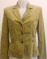 Abbigliamento MODA donna GIUBBINO giacca OLSEN colore verde offerta OCCASIONE