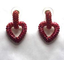 Butler & Wilson Enamel Drop/Dangle Costume Earrings
