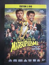 Sur la piste du Marsupilami : Alain Chabat, Jamel Debbouze, Lambert Wilson-Dion
