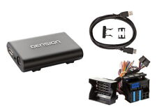 Dension Gateway 300 iPod iPhone USB AUX Interface Jetta EOS VW RCD300 RCD500