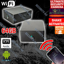 Home Security Camera System Car Home Wireles IP Motion Voice Activated no SPY