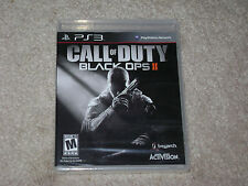 CALL OF DUTY BLACK OPS II....PS3....****SEALED****BRAND NEW****!!!!!!!