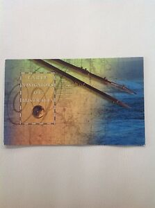 1999 - Australia - Early Navigators of Australia Stamp Pack