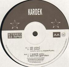 KARDEK - Oh You Fiat Lux