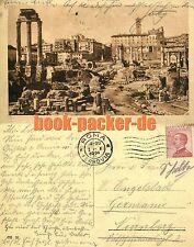AK/vintage postcard: roma-il Colosseo (1925)