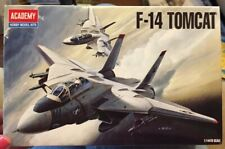 Academy F-14 Tomcat 1/144 scale Mint in box Parts are sealed! 4434