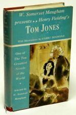 The History of Tom Jones by Henry FIELDING; Very Good Hardcover edition w/DJ