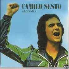 ultra rare CD 70's CAMILO SESTO mini LP ALGO MAS sin remedio VAGABUNDO quien?