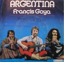 ++FRANCIS GOYA argentina/veronica mon amour SP 1978 VG++