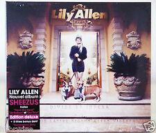 nouvel album 2 Cd LILY ALLEN : Sheezus  edition Deluxe limitée neuf digipack