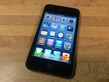 Apple iPod Touch 4th Generation 8GB - Black Music More Player Touch Screen