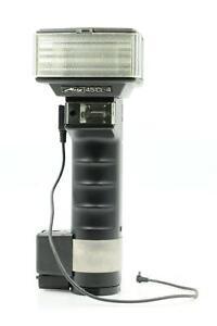 Metz 45 CL-4 Mecablitz Digital Electronic Flash #528