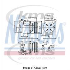 New Genuine NISSENS Air Conditioning Compressor 89233 Top Quality