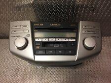 Lexus Mark Levinson CD Changer Player 6 Disc Tape Radio RX 300 86120-48A90