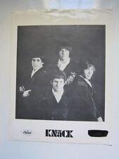 Knack 1960s band Press paper