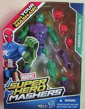 Marvel Universe Super Hero Mashers Action Figure - GREEN GOBLIN - Hasbro 2013