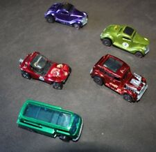 Lot of 5 Hot wheels Redline Classic very nice condition-Collectors Quality