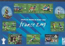 FRANCE 2007 COUPE DU MONDE DE RUGBY BF NEUF ** YT 110