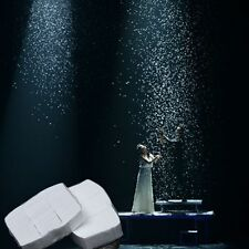 12pcs White Snowflakes Paper Snowstorm Magic Trick Halloween Xmas Stage Props&#