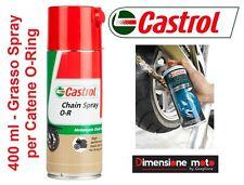 400 ml - Grasso per Catene con O-Ring Castrol Chain Spray O-R per Moto Triumph