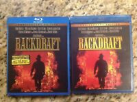 Backdraft (Blu-ray Disc, 2011, Anniversary Edition)Authentic US Release