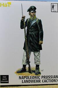 Hat: Napoleonic Landwehr Prussian (Action)